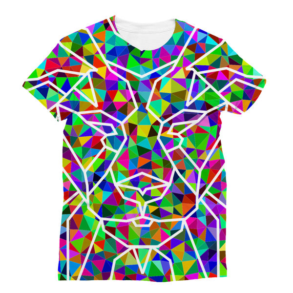 Multi Sub Lion T-Shirt