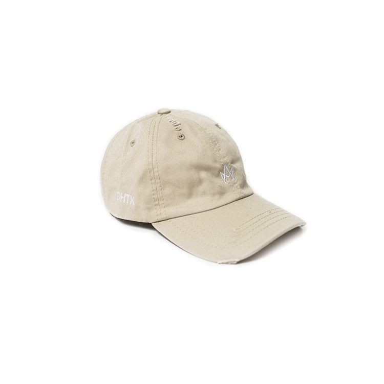 DHTK DISTRESSED DAD CAP