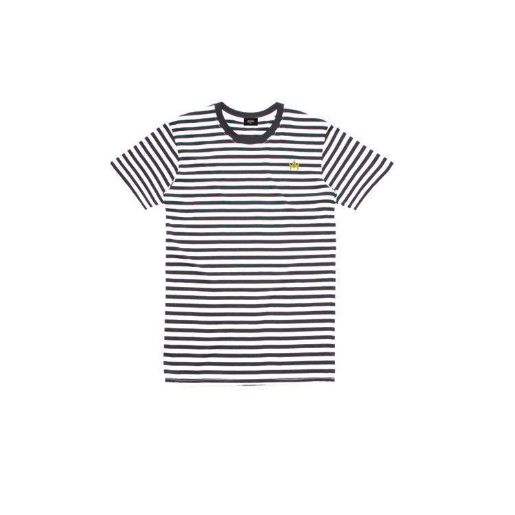CROWN STRIPE TEE