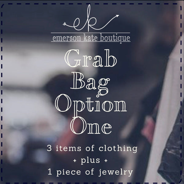 EK Grab Bag Option One