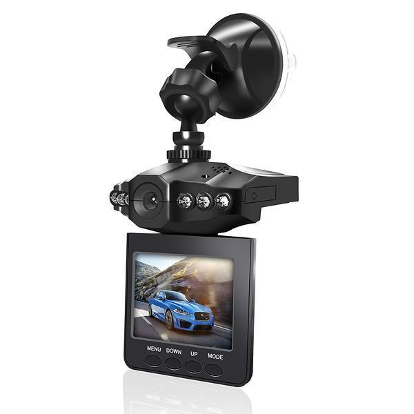 prorecorder cam ra enregistreur vid o hd pour voiture avec cran pli unik gadgets. Black Bedroom Furniture Sets. Home Design Ideas
