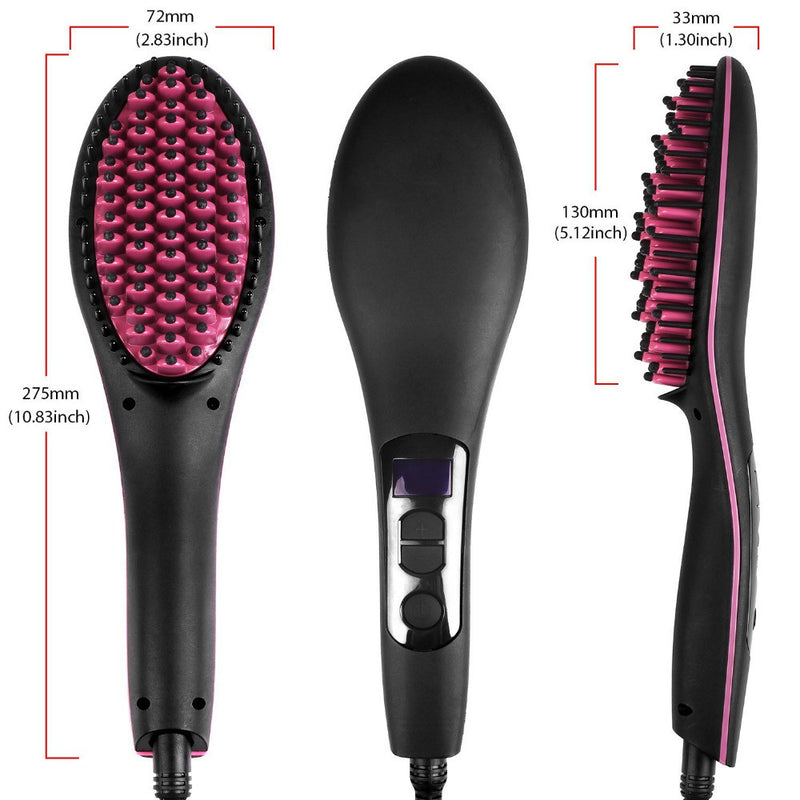 magic brosse lectrique cheveux unik gadgets. Black Bedroom Furniture Sets. Home Design Ideas