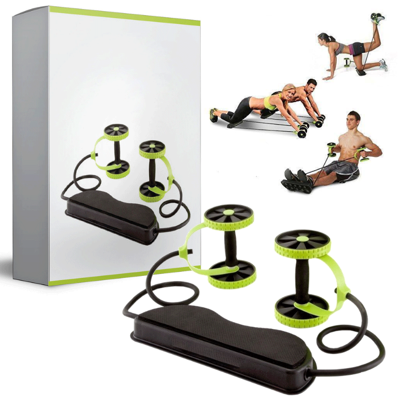 Roll Ab Trainer™ - Entrainement Complet