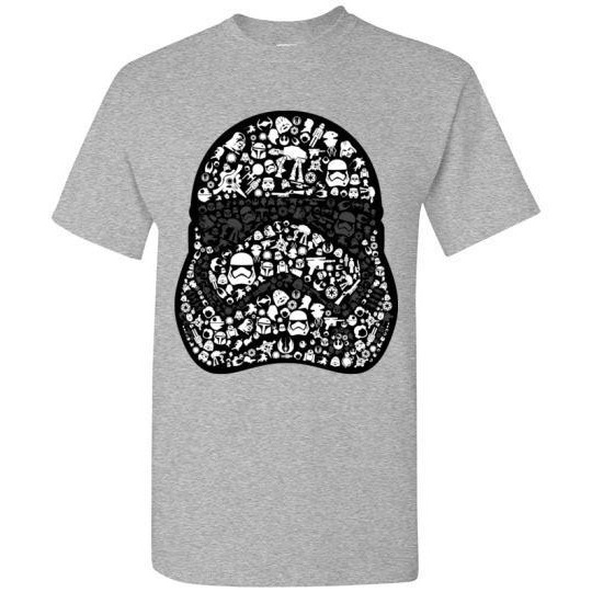 Star Wars Icons Stormtrooper Helmet Mens Wear