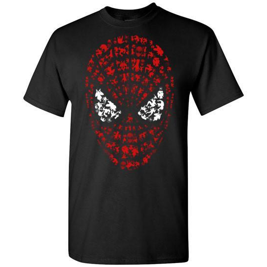 Marvel Spiderman Mens Wear T-Shirt