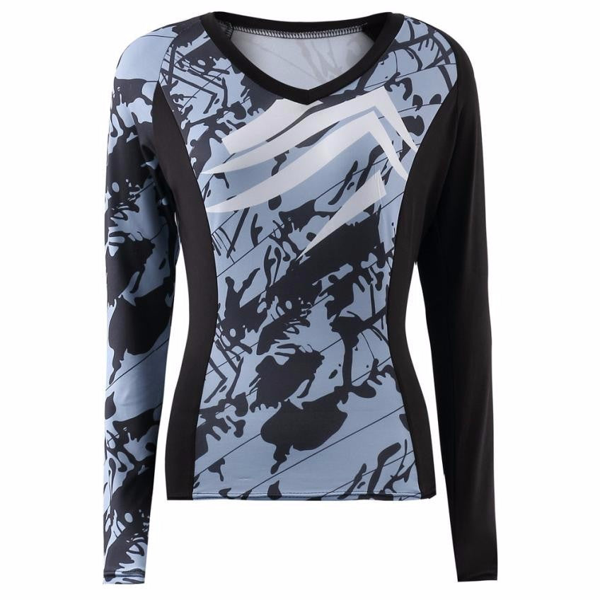 Yoga Apparel Long Sleeve Top
