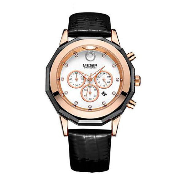 Megir Ladies 'Royale' Watches