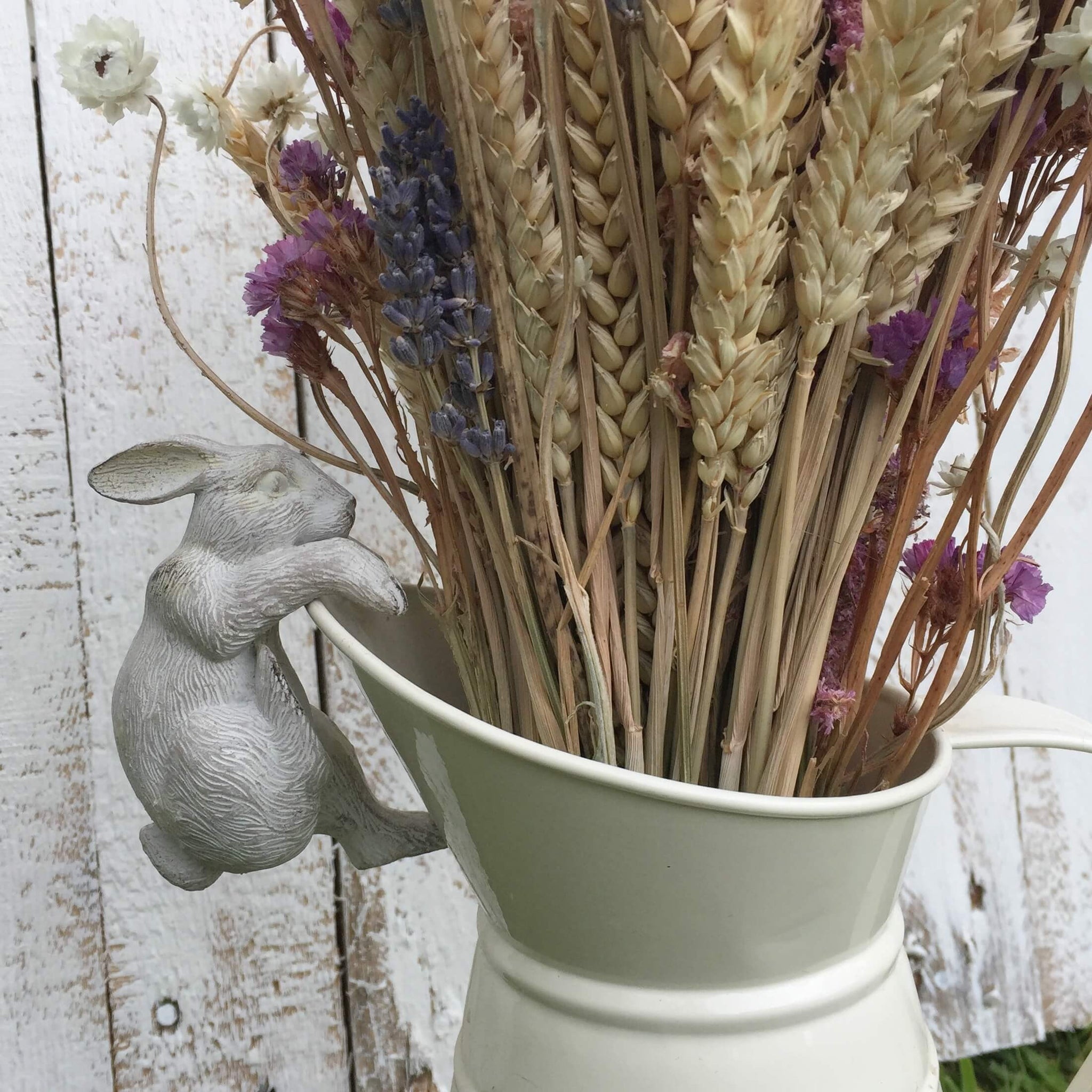 Pot Hanging Bunnies - Dales Country Interiors