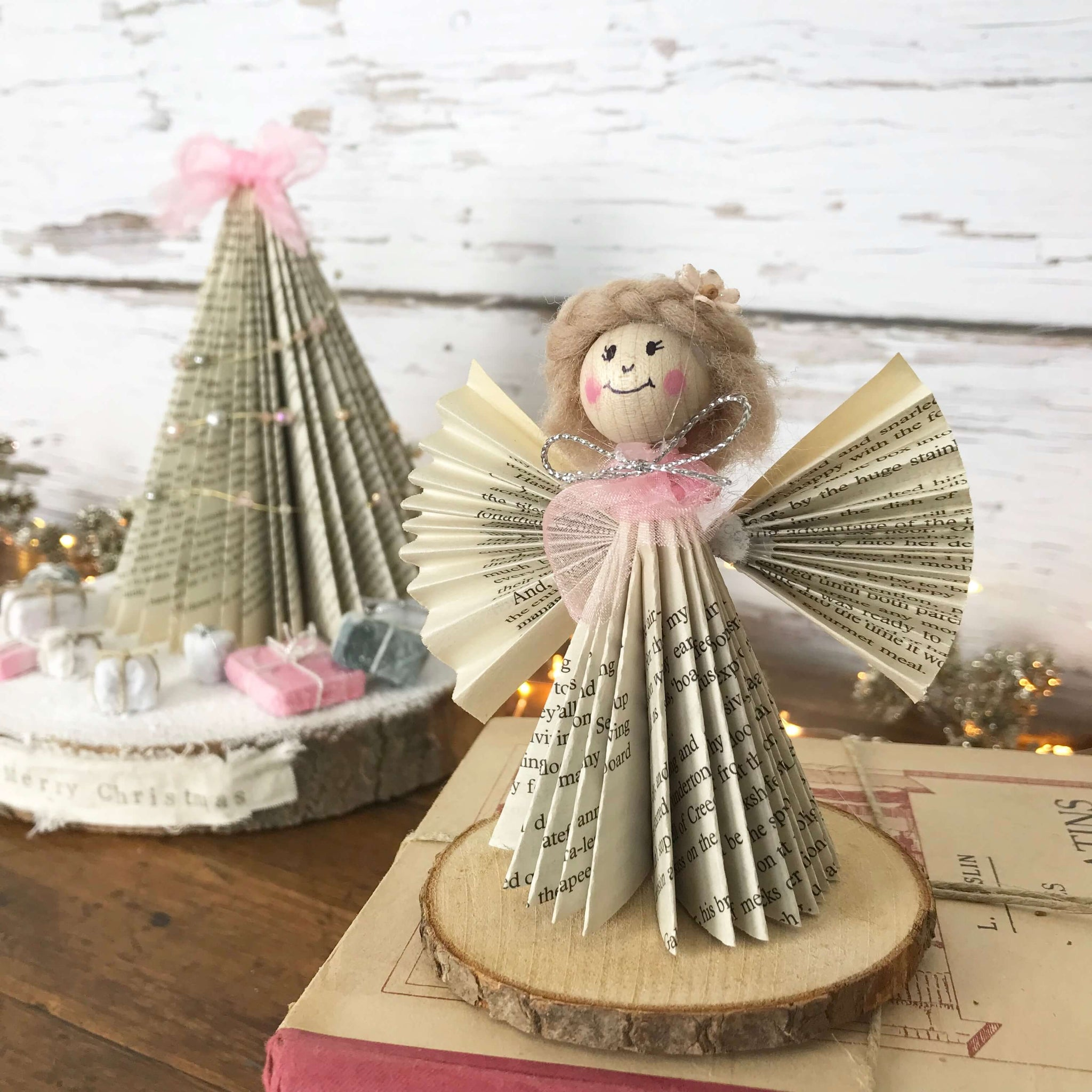 Handmade Angel Decorations - Dales Country Interiors