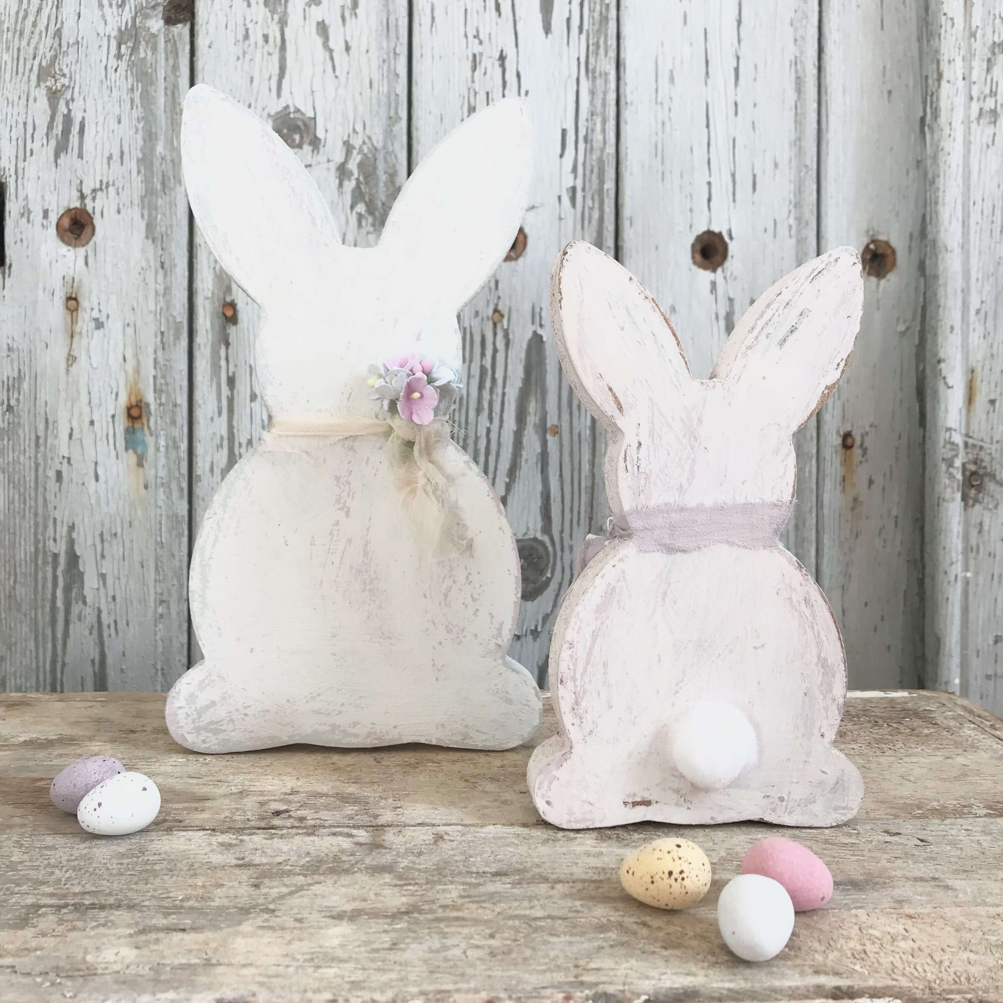 Forget-Me-Not Bunnies - Dales Country Interiors