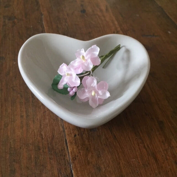 Mini Heart Dish - Dales Country Interiors