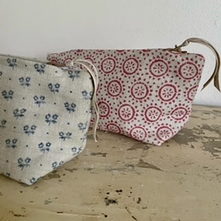 Make-up bags by Olive & Daisy