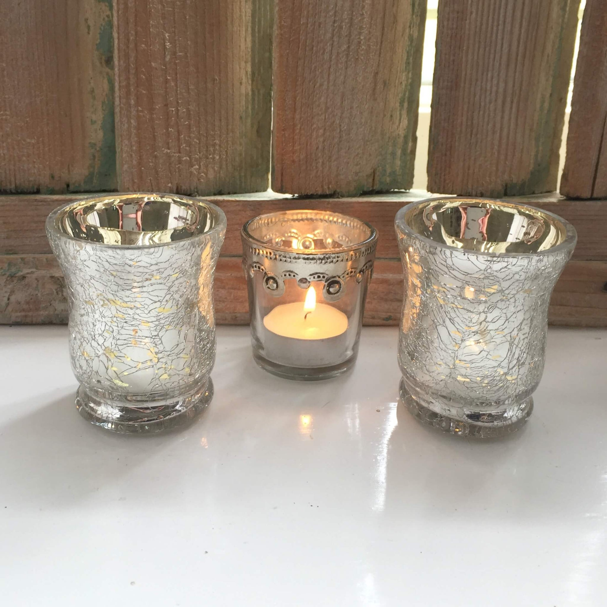 Mercury Tealight Holder - Dales Country Interiors