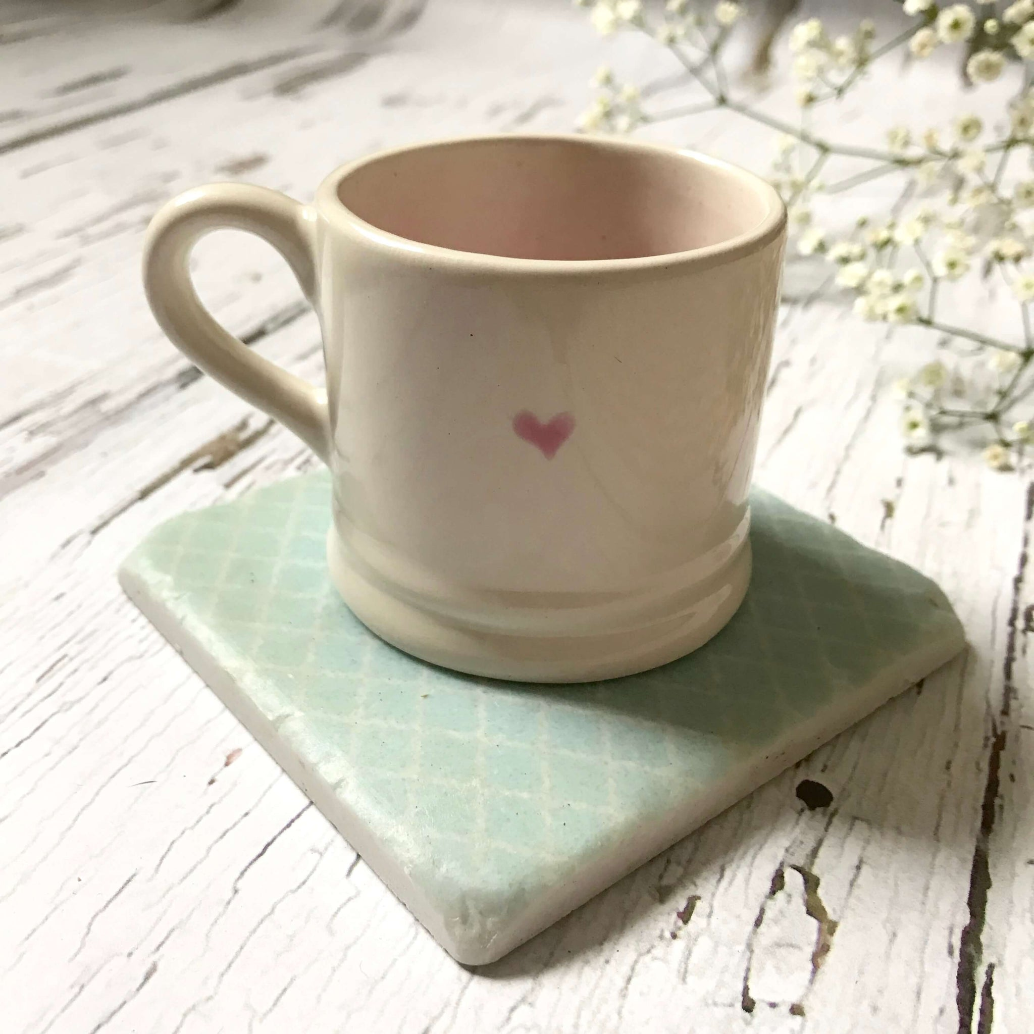 Pastel coasters - Dales Country Interiors