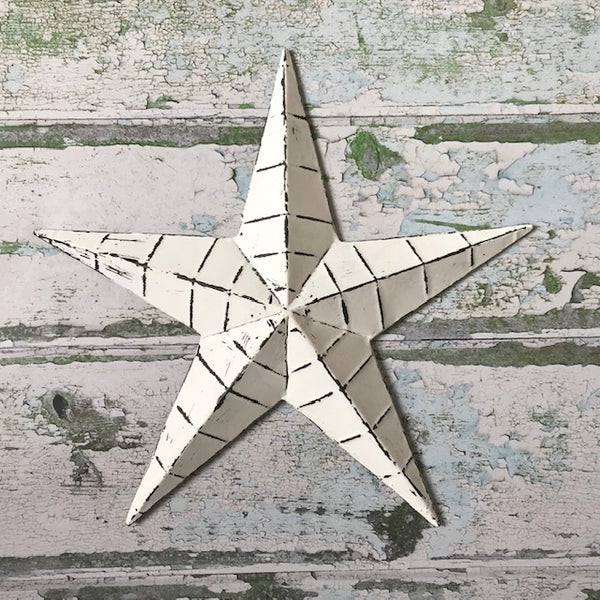 Metal Barn Star - Dales Country Interiors
