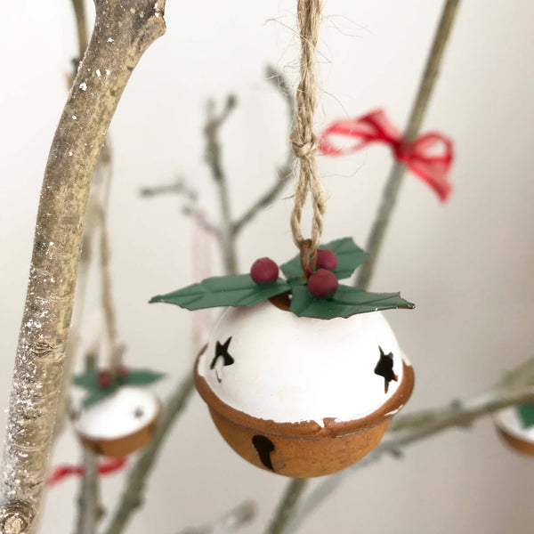 Christmas Pudding decorations - Dales Country Interiors