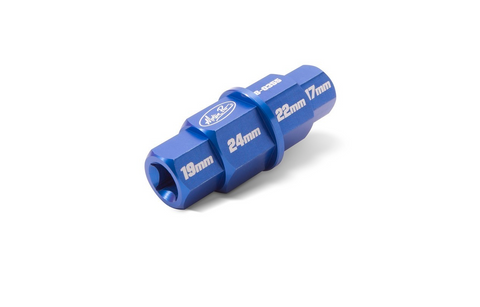 Motion Pro Superlight T-6 Hex Axle Tool 17,19,22,24 mm