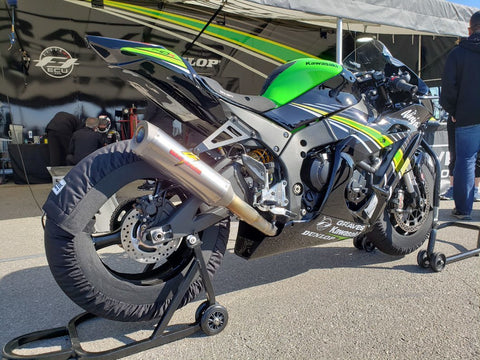 Graves Motorsports Kawasaki WORKS2 ZX-10R / ZX-10RR Full Exhaust System