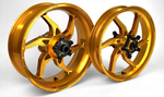 APEX-6 KAWASAKI ZX10 2011-2015 FORGED CORE MOTO WHEELS