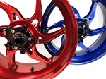 APEX-6 HONDA CBR 600RR 2007-2019 (NON ABS) FORGED CORE MOTO WHEELS