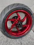 APEX-6 SUZUKI GSXR1300 HAYABUSA 2008-2012 FORGED CORE MOTO WHEELS