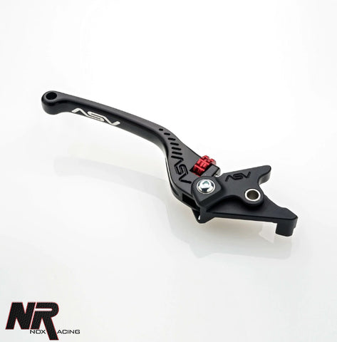 04-06 R1 ASV F3 SHORT UNBREAKABLE LEVER SET