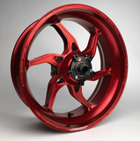 APEX-6 YAMAHA R6 2003-2016 FORGED CORE MOTO WHEELS