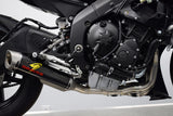 Yamaha R6 Full Titanium - Carbon WORKS 7 Exhaust