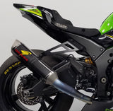 Kawasaki WORKS2 ZX-10R / ZX-10RR Carbon Full Exhaust System