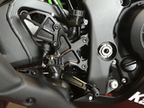 16-20 ZX10 Vortex Adjustable Rear Set