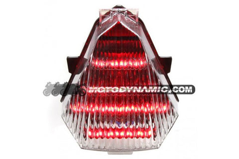 2008-2016 Yamaha YZF R6 Sequential LED Tail Light