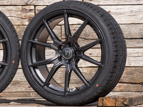 V Wheels V1 in DG - Daytona Grau