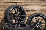 V1 Wheels V1 in SP - Schwarz Poliert