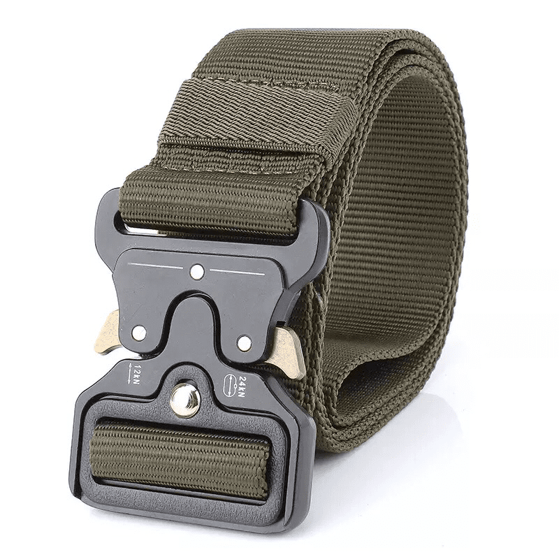 21e1acb9394 Heavy Duty Military Buckle Belt – OutdoorTac