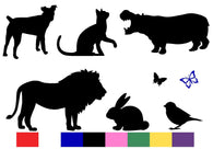 Animal Decal-Stickers