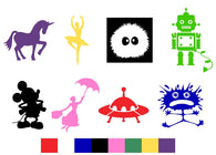 Kids Decal-Stickers