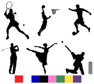 Sports Decal-Stickers