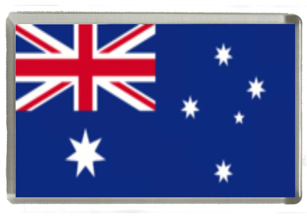 Flags of Oceania Acrylic Magnets.