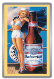Retro Style Beer Acrylic Magnets - Collection 6