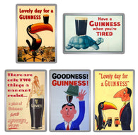 Retro Style Beer Acrylic Magnets - Collection 5