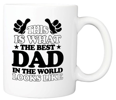 Best Dad In The World Mug