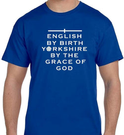 Grace of God Yorkshire Short Sleeve T Shirt