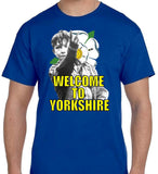 Welcome to Yorkshire Short Sleeve T Shirt