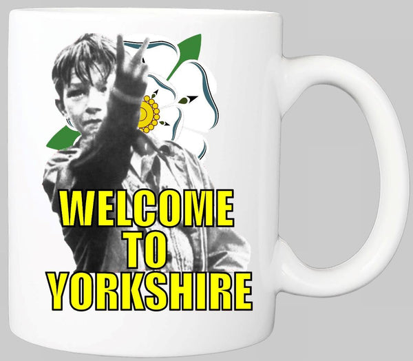 Welcome to Yorkshire Mug