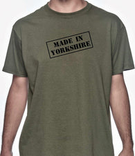 Made in Yorkshire Unisex Short Sleeve T Shirt