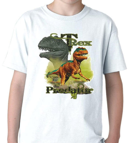 T Rex Colour Changing T Shirt