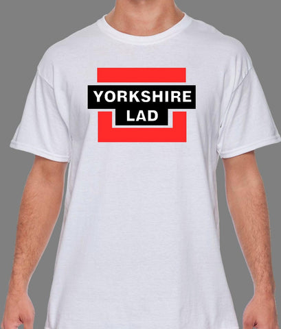 Yorkshire Lad Short Sleeve T Shirt