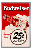 Retro Style Beer Acrylic Magnets - Collection 1