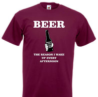 Reason For Beer T Shirt