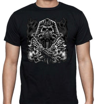 Egyptian Skull T Shirt